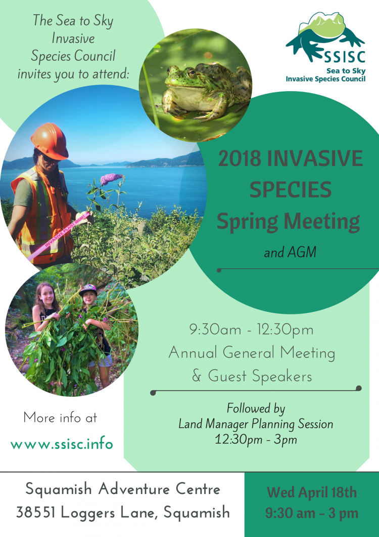 SSISC 2018 AGM – You're invited!