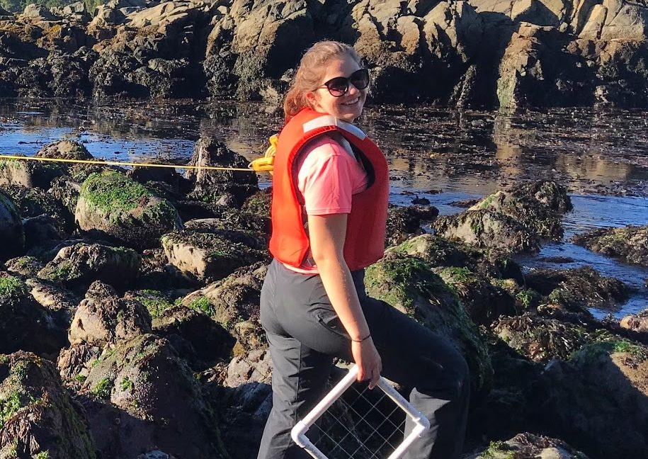 A Day in the Life of a Field Crew Worker: Erin