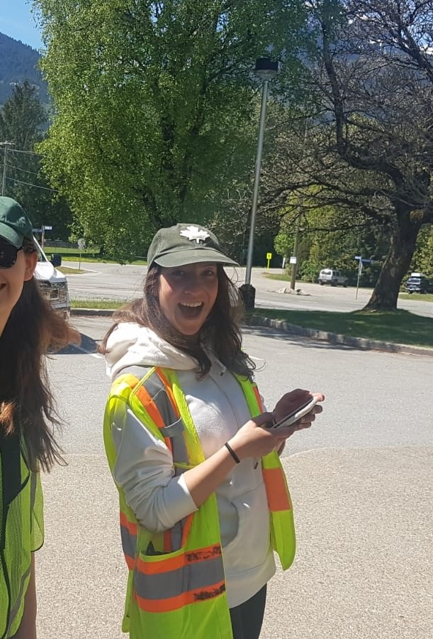 A Day in the Life of an Outreach Assistant: Shannon