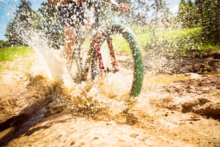 Play, Clean, Go Messaging Shared at the Mountain Biking Tourism Symposium