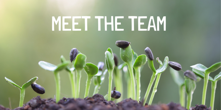Get to know our new team!