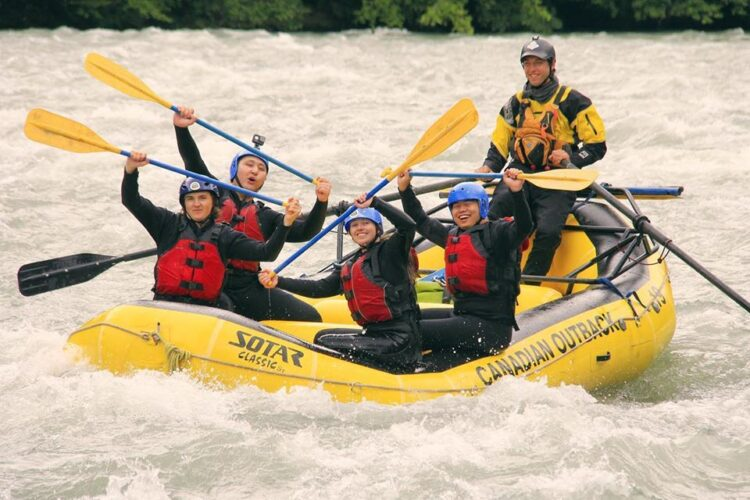 Thanks to Canadian Outback Rafting for Participating in Clean, Drain, Dry!